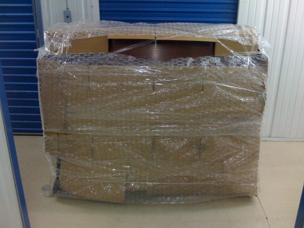 Packing Boxes - Piano, Bubble wrap, Boxes and shrink Wrap, Packing Service Inc.