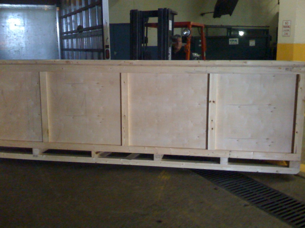 Wooden Boxes and Custom Wooden Crates - Packing Service Inc