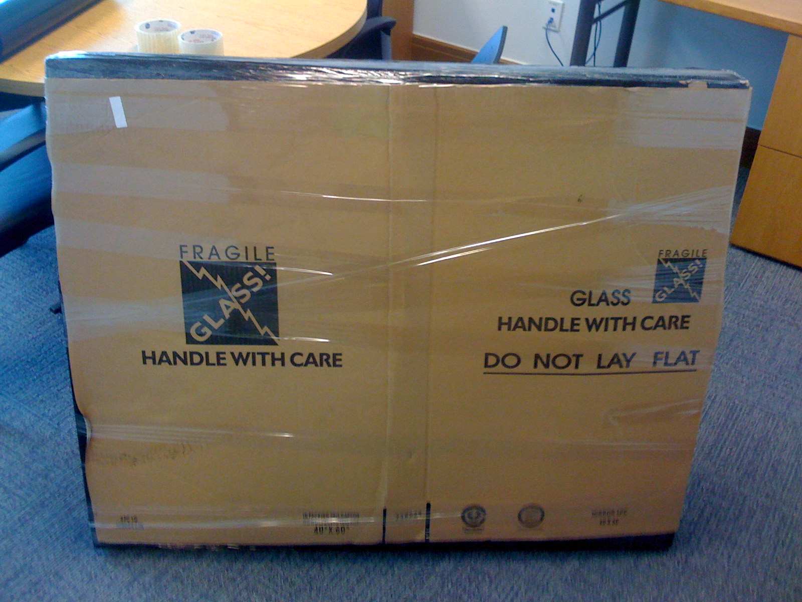 package services, packing boxes