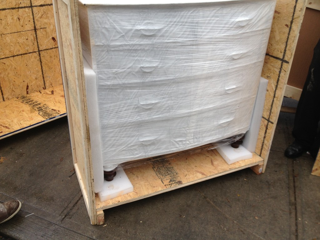 International wooden crates - Packing Service Inc