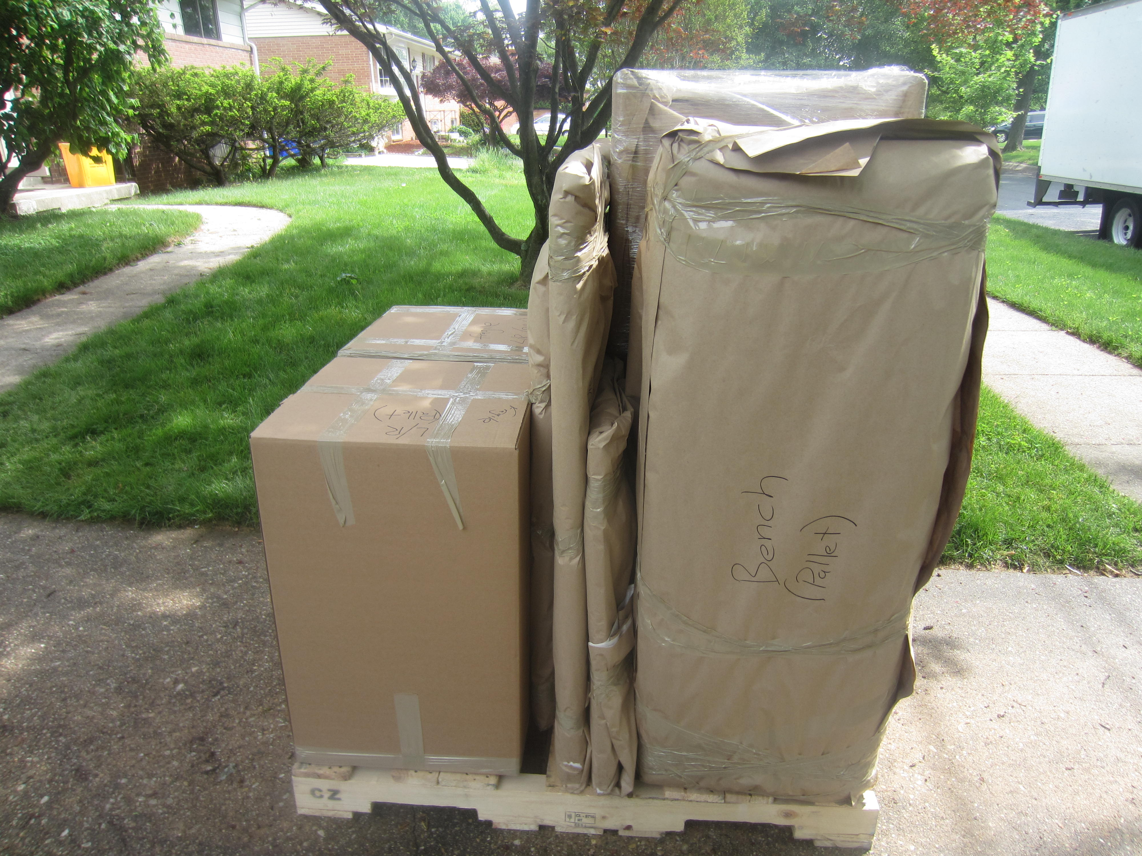 Packing Service, Inc. On-Site Packing and Palletizing (5)