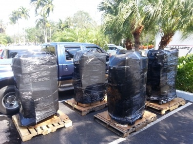Packing Service, Inc. Packing, Palletizing, Wrapping, and Shipping (1)