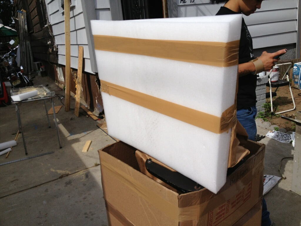 Packing Service, Inc. Packing and palletizing music equipment - 5