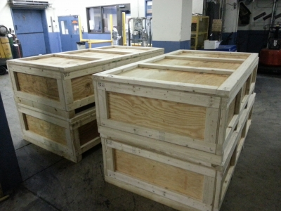Custom Wooden Crates- Packing Service, Inc 1