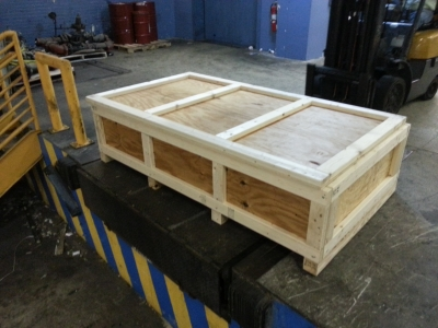 Custom Wooden Crates- Packing Service, Inc 3