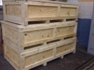 Custom Wooden Crates- Packing Service, Inc 6
