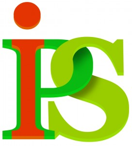 PSI Logo with red i