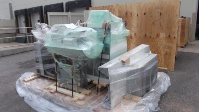 Packing Service, Inc. CUSTOM CRATES MRI INTERNATIONAL SHIPPING 5