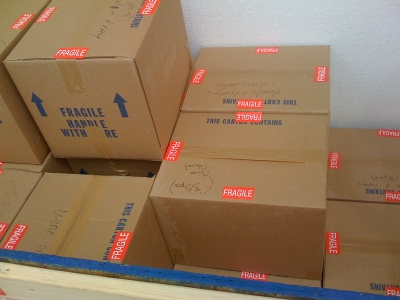Packing Service, Inc.  Packing Moving Boxes (8)