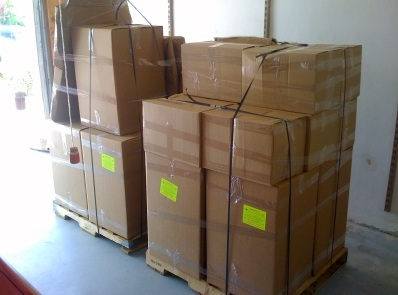 Packing Service, Inc. Packing, palletizing and preparing for shipping (1)