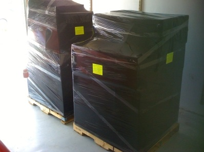 Packing Service, Inc. Packing, palletizing and preparing for shipping (2)
