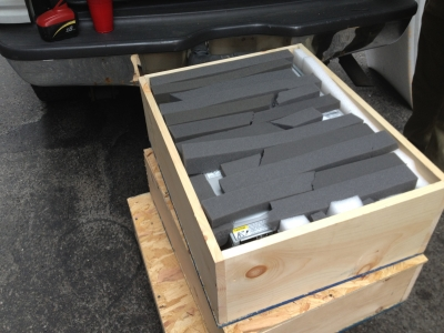 Packing Services, Inc. On-Site Custom Wooden Crates for Machinery, Furniture, and Electronics. Nationwide Shipping (7)