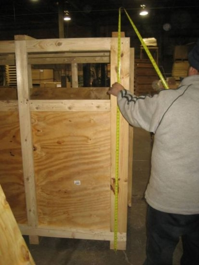 Packing Service, Inc. CUSTOM CRATES FOR ANIMAL TRANSPORT 1