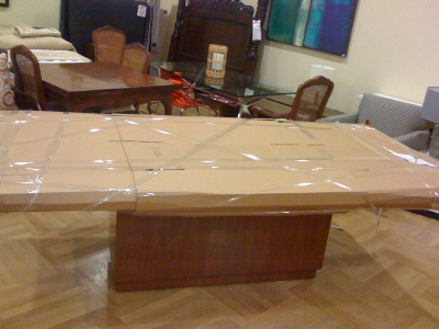 Packing Service, Inc. Packing and Wrapping Tables (2)