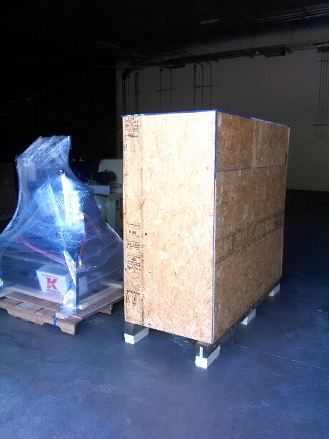 Custom Crating Services with Packing Service, Inc.