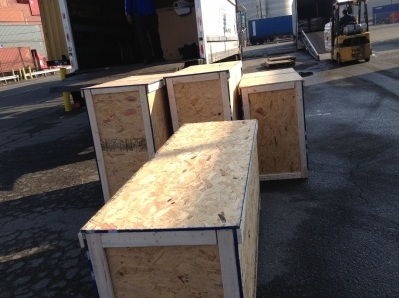 Furniture Custom Crates - Packing Service, Inc. 3