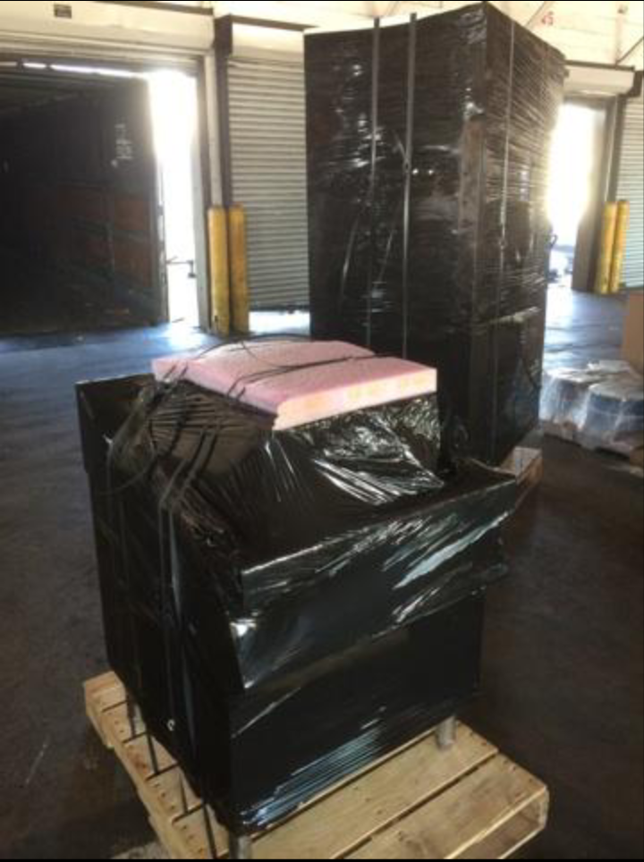 Nationwide Professional Paletizing Services Company - Packing Service, Inc.