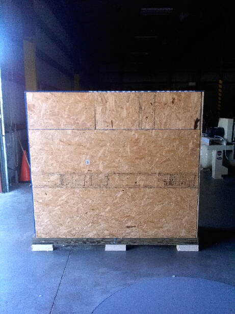 On-Site Custom Wooden Crates with Packing Service, Inc.