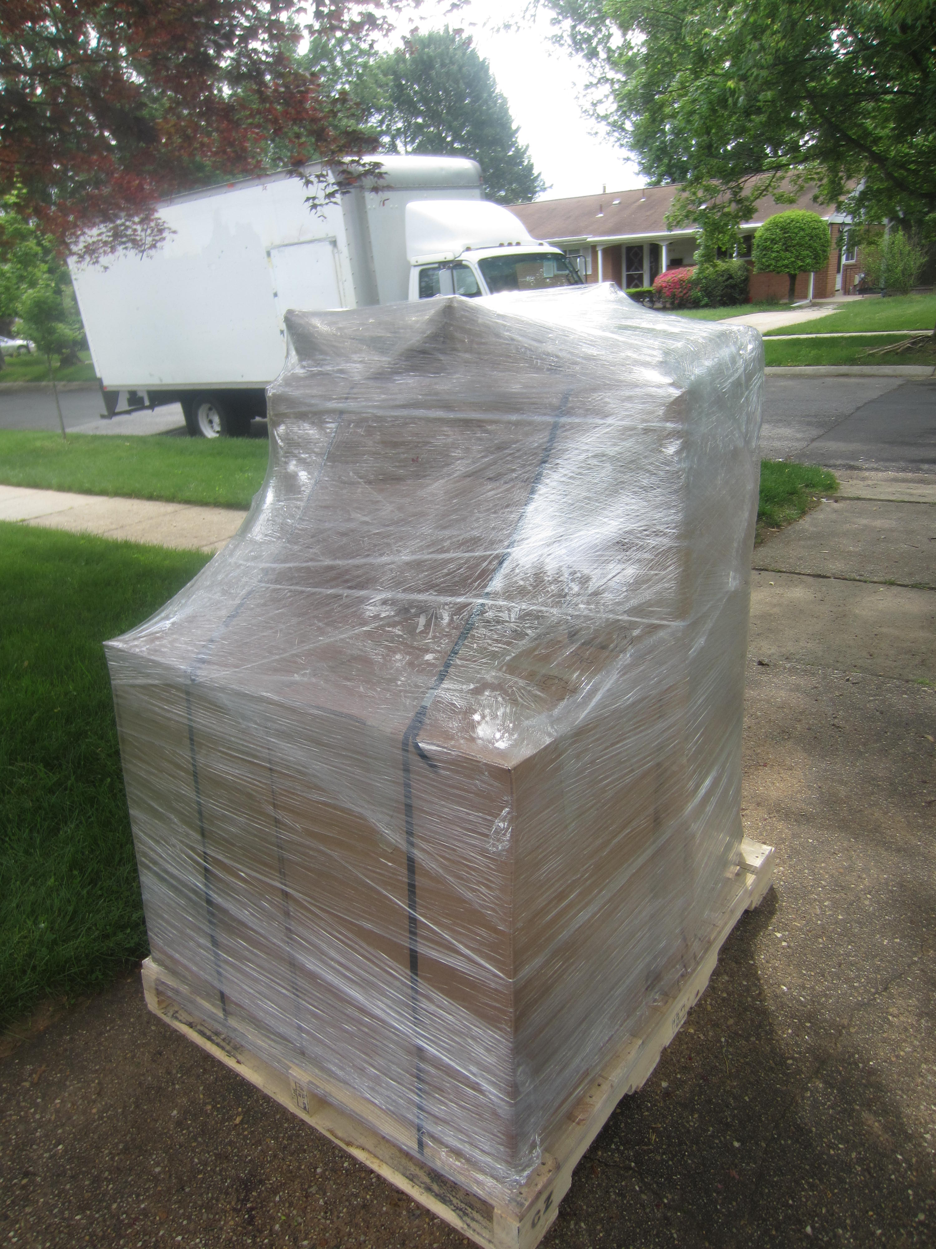 Packing Service, Inc. On-Site Packing and Palletizing (3)