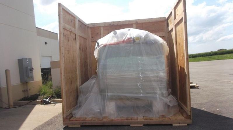 Packing Service, Inc. CUSTOM CRATES MRI INTERNATIONAL SHIPPING 13