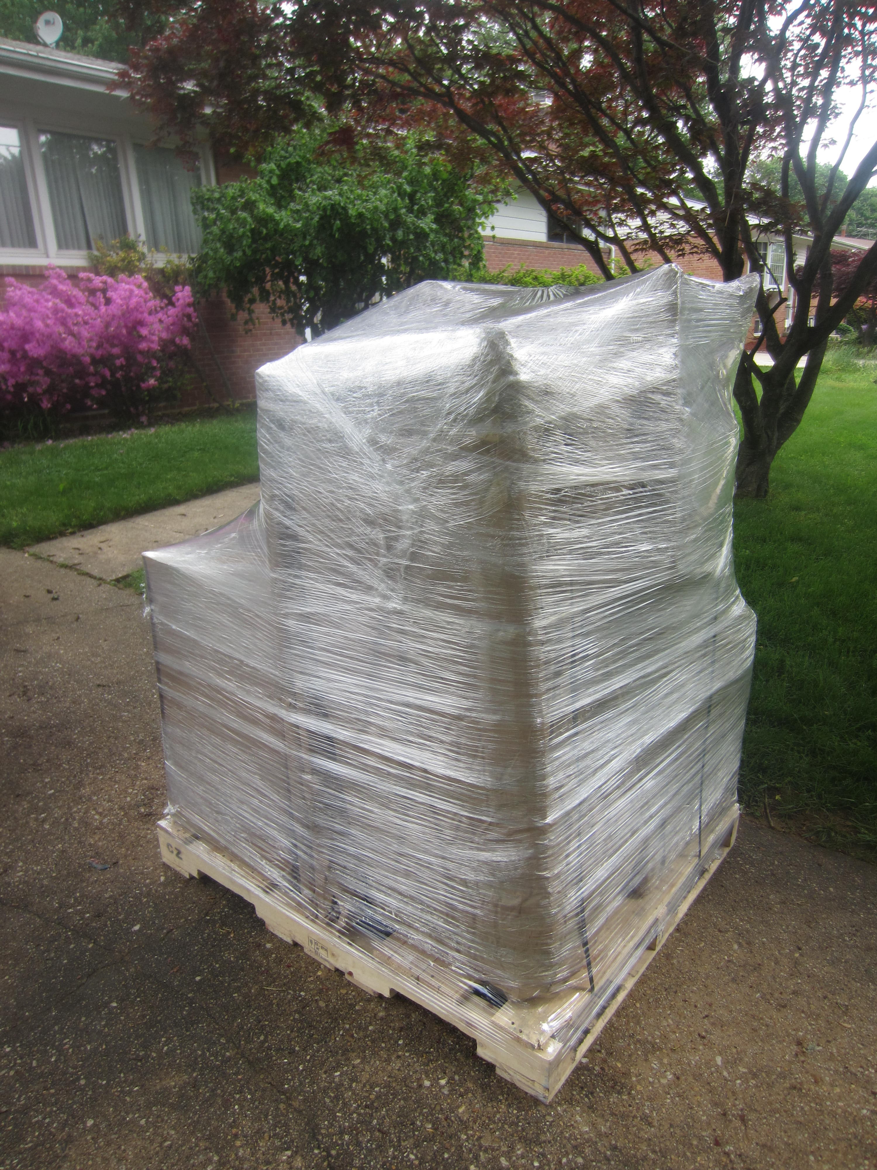 Packing Service, Inc. On-Site Packing and Palletizing (4)