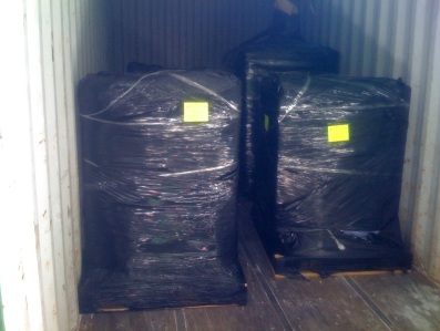 Packing Service, Inc. Shrink Wrap Palletizing (1)