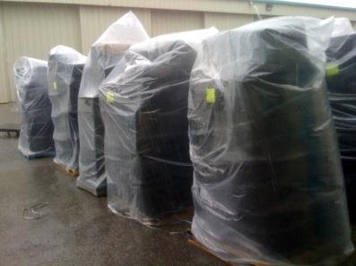 Packing Service, Inc. Shrink Wrap Palletizing (2)