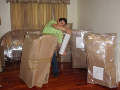 Packing Service Inc - Packing and Loading by a flat rate quote Nationwide Services On-Site 3