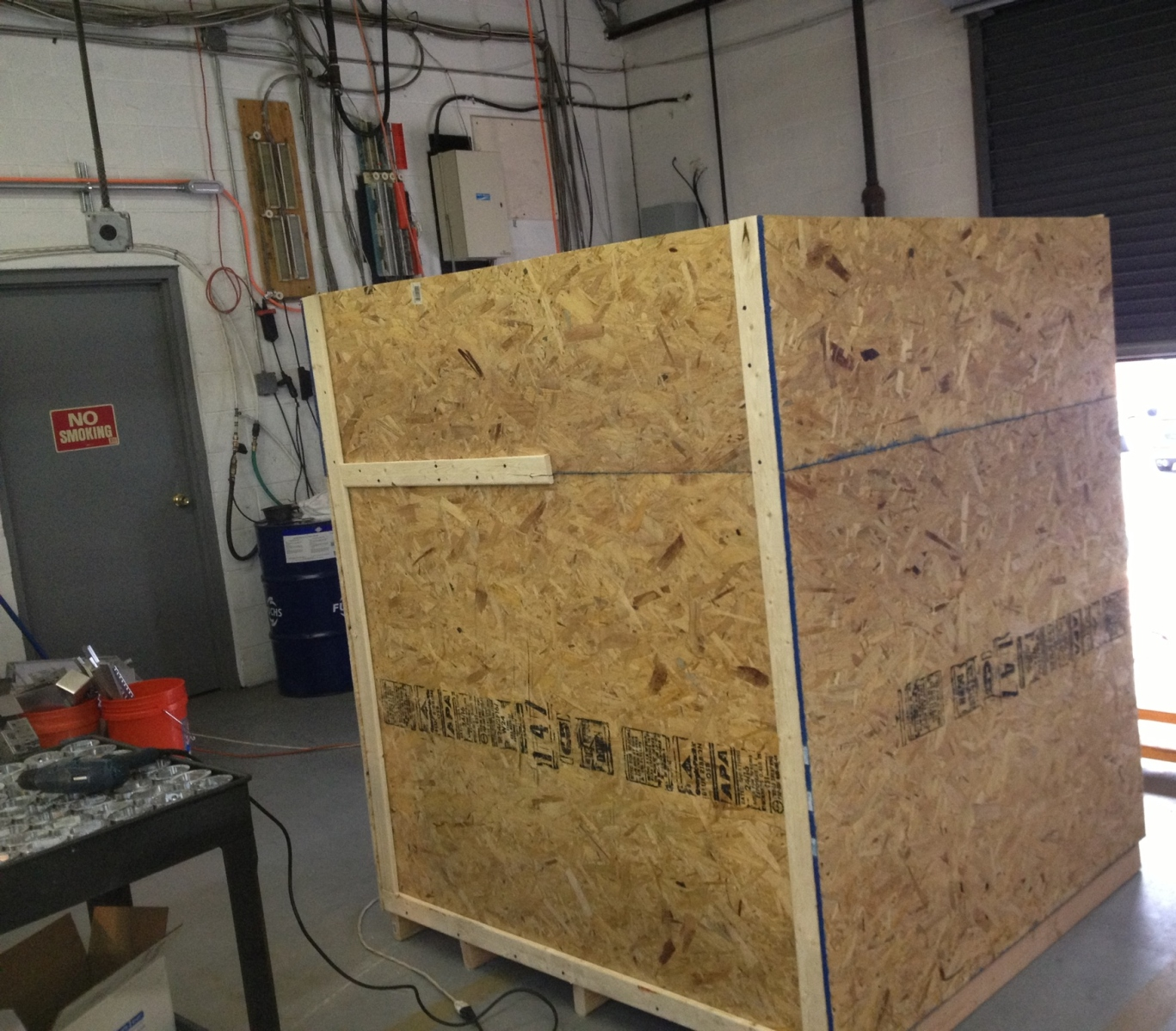Packing Service, Inc. On-Site Custom Wooden Crates (7)