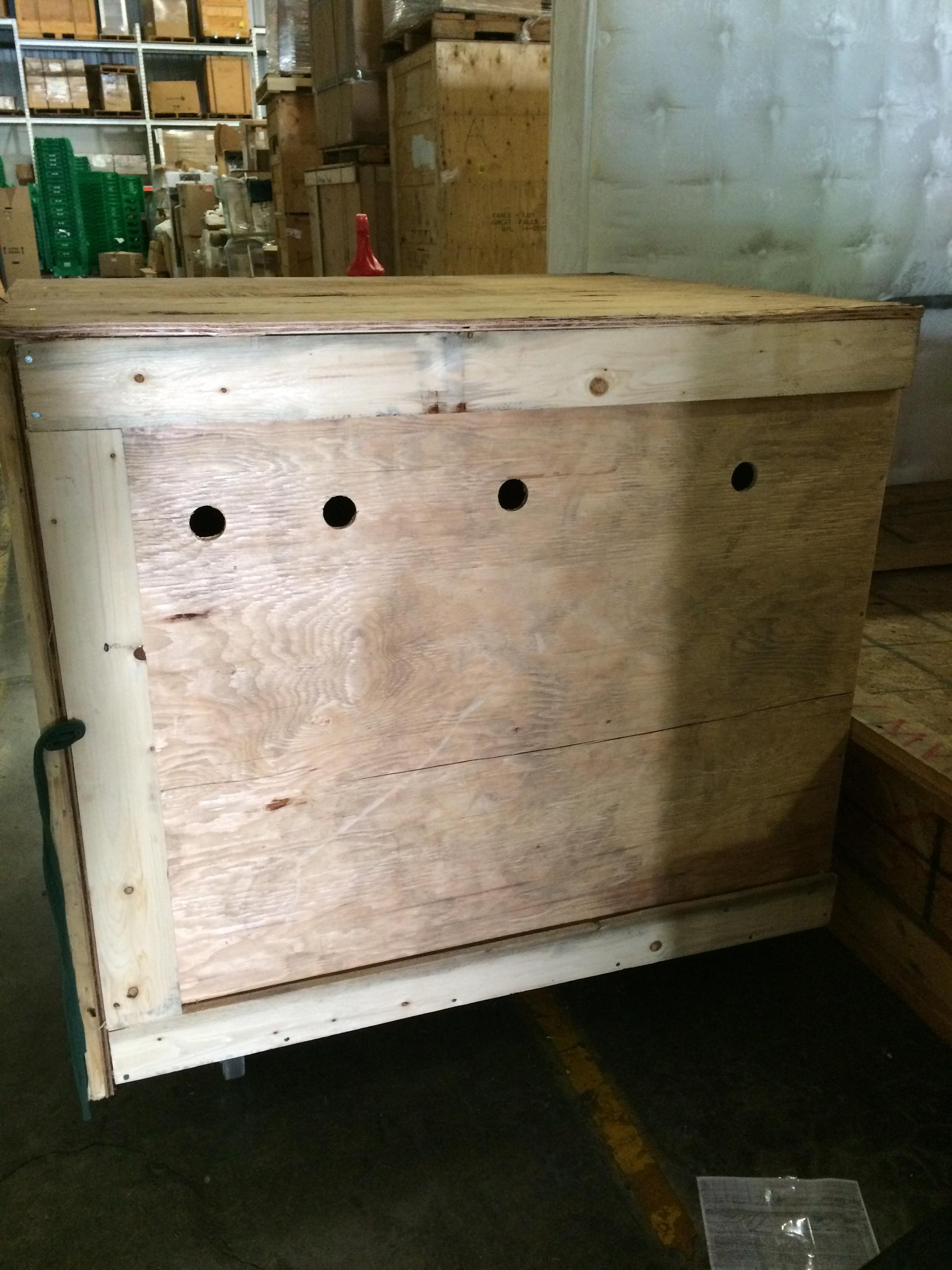 Dog crate in HI - 2