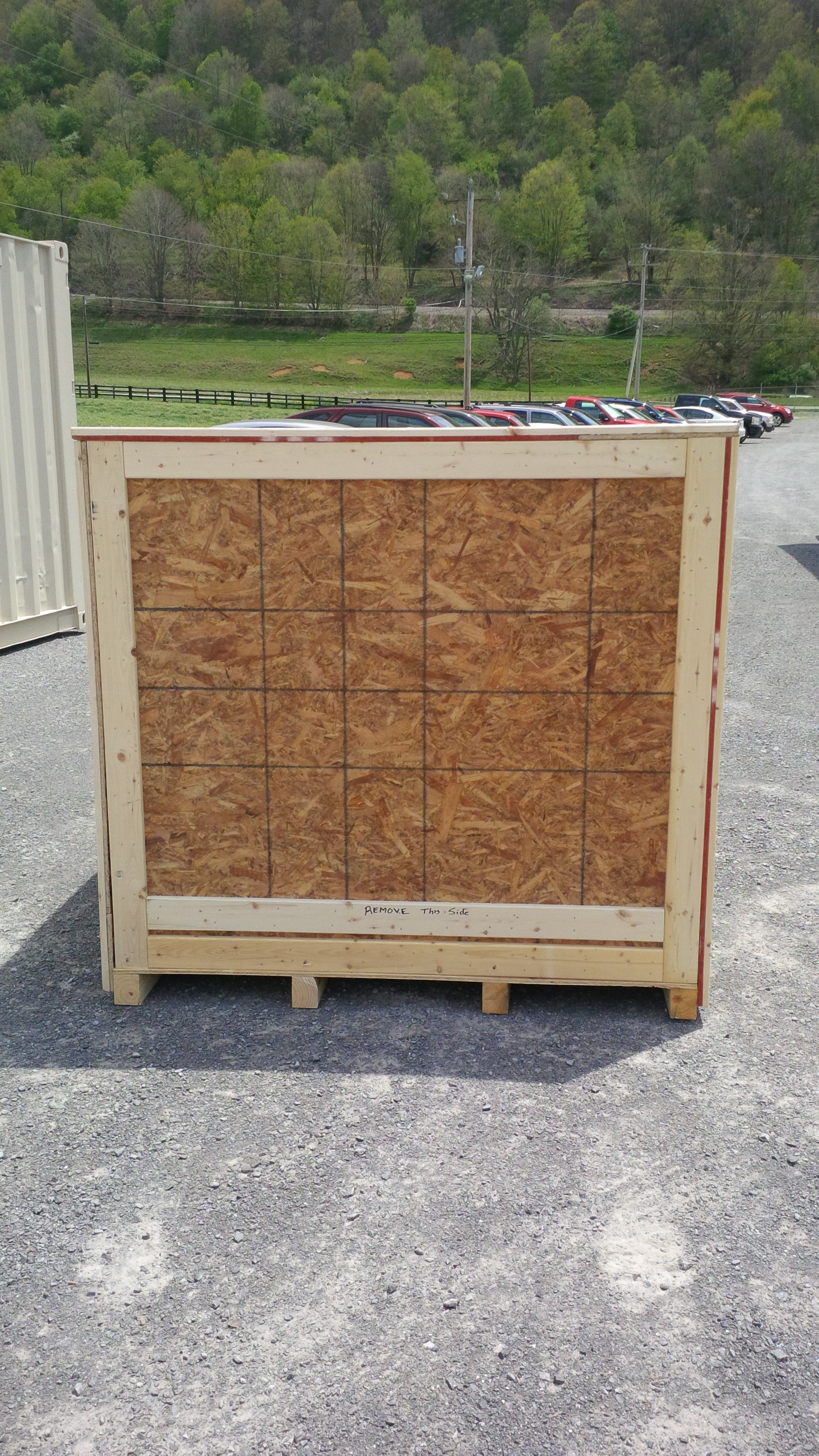 Packing Service, Inc. On-Site Custom Wooden Crates (1)