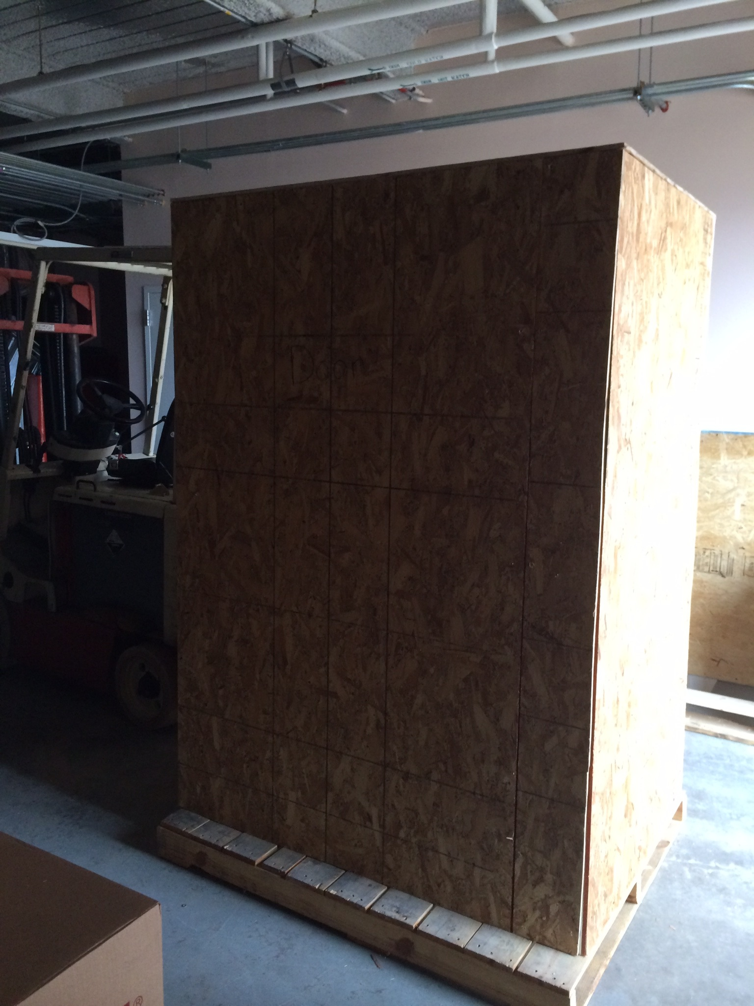 Packing Service, Inc. On-Site Custom Wooden Crates (6)