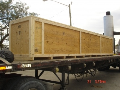 Custom Wooden Crates- Packing Service, Inc 9