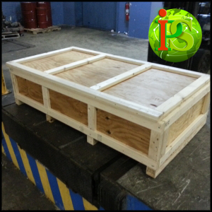 Our team of professional movers are ready to come on-site to build custom wooden crates for your items.