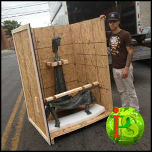 Whether it be Machinery, Artwork, or fragile equipment, our team of professional craters know exactly what type of materials and wood to use to best protect your items during international or domestic shipping.