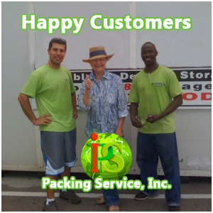 Here at Packing Service, Inc. we are dedicated to making our customers moves as stress free as possible. So whether you need moving services or worldwide shipping solutions we're your guys.