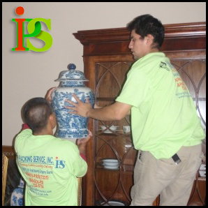 Our Movers will treat your items as if they were their own.