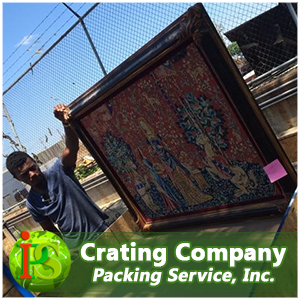 Our professionals have the knowledge and experience to build the custom wooden crates that will protect your valuables during international or domestic shipping.