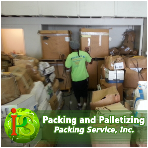Packing Service, Inc. has the professional staff and experience to get the job done right.