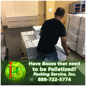 Our professionals have the experience and knowledge needed to assure that your items are secure and will arrive in a timely and efficient manner.