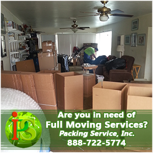 We provide nationwide Full Moving Services with Guaranteed Flat Rate Quotes.