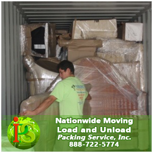 Our professionals are ready to provide you with our Full Moving Service anywhere nationwide.