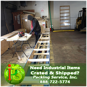 Custom Crates, Crate and Ship, Crating Services