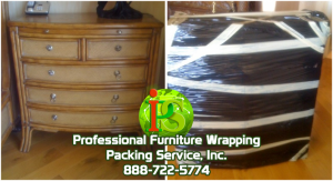 We provide professional Furniture Wrapping Services Nationwide.