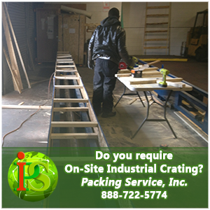 Custom Crating, Industrial Crating, Crating and Shipping