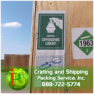 Crating and Shipping, Crate and Ship, Shipping Services by Packing Service Inc