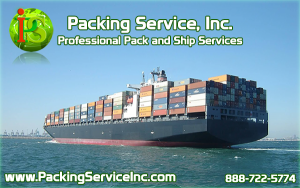 Pack and Ship, Shipping Services, Shipping Company, Packing and Shipping with Packing Service Inc