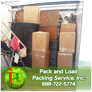 Packers and Loaders, Pack and Load by Packing Service Inc