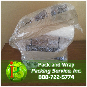 Packing and Loading, Packing Boxes, Wrapping Furniture with Packing Service Inc