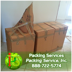 Pack and Wrap, Packers and Movers, Packing Boxes with Packing Service Inc